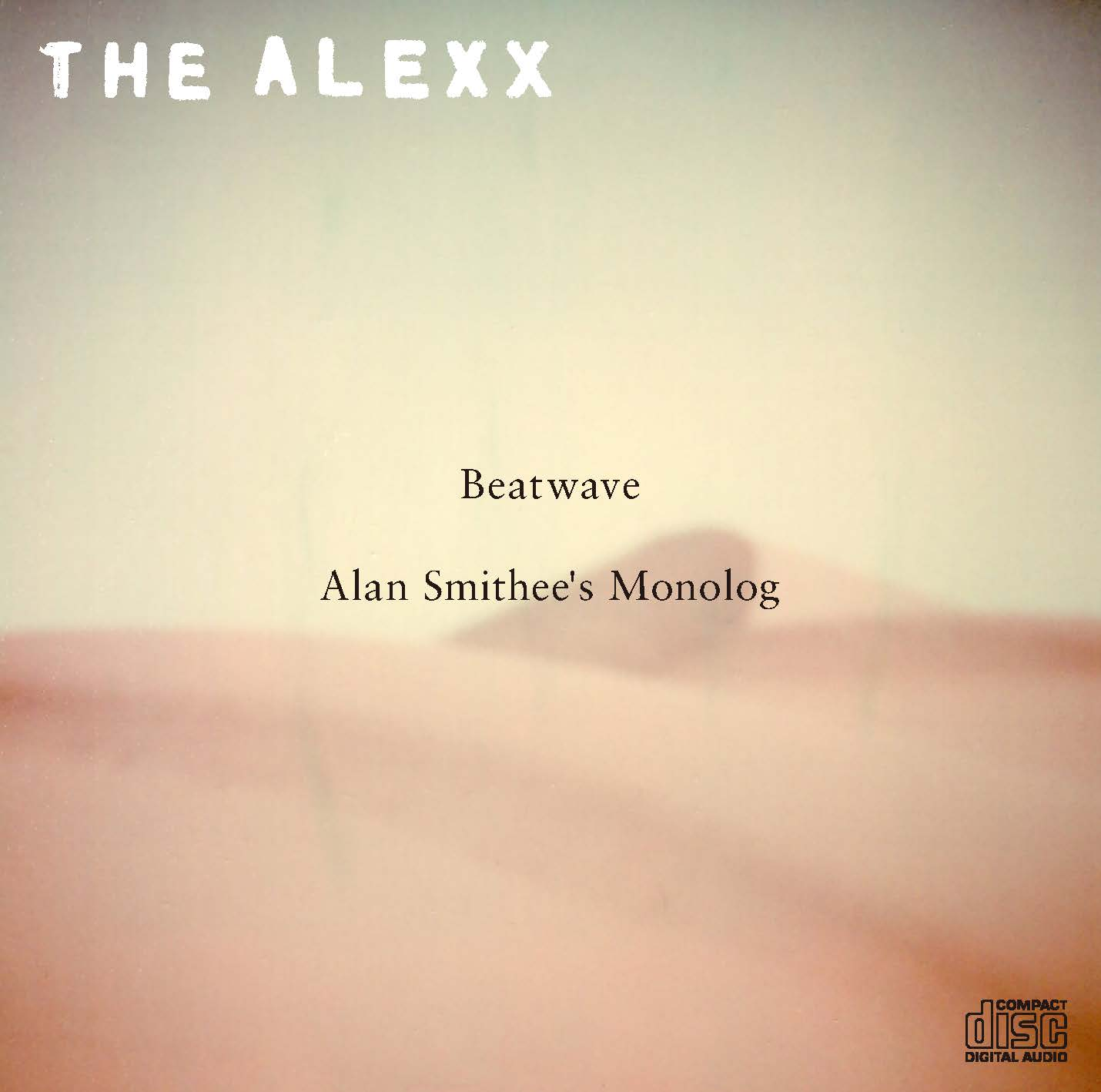 THE ALEXX  『Beatwave ep』